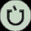 schmuck mit botschaft-Logo